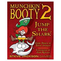 Munchkin: Booty 2 - Jump the Shark
