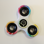 BA - Fidget Spinner Groovy Stripes