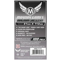 Sleeves Mayday Magnum - 100 st (61 x 112 mm)