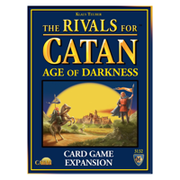 The Rivals for Catan: Age of Darkness (Exp.)