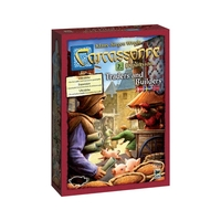 Carcassonne Expansion - Traders & Builders (Swe)