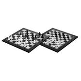 Chess Checkers Set