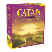 The Settlers of Catan (5th edition): Traders & Barbarians (Exp.)