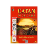 Catan Dice Game Clamshell Edition
