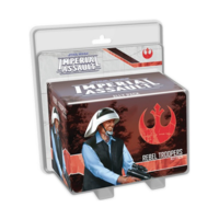Star Wars: Imperial Assault – Rebel Troopers Ally Pack (Exp.)