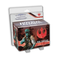 Star Wars: Imperial Assault – Rebel Saboteurs Ally Pack (Exp.)