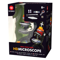 Alga Science - HD Microscope, 100/250/500X