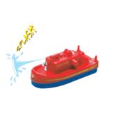 Aquaplay Räddningsbåt