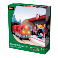Brio Tågset - Metro