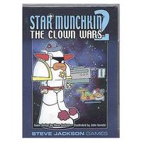 Star Munchkin 2: The Clown Wars (exp)