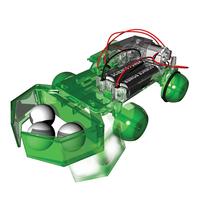 Alga Science - Robot Bollsamlare