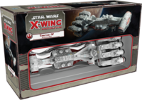 Star Wars: X-Wing Miniatures Game – Tantive IV (Exp.)