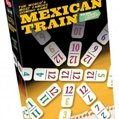 Mexican train resespel