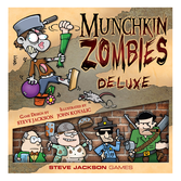 Munchkin Zombies: Deluxe