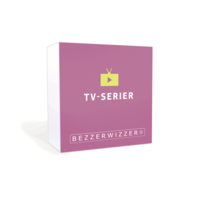 Bezzerwizzer Bricks - TV-serier