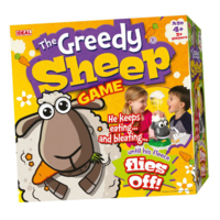 The Greedy Sheep Game