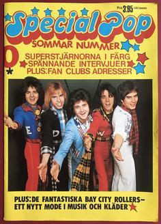 SPECIAL POP - No 1 1974
