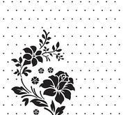 Nellis choice - Embossing folder - Ros