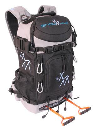 Snowmule ryggsäck