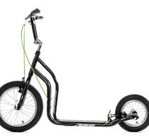 Sparkcykel Yedoo City New svart