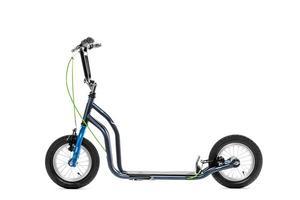Sparkcykel Yedoo Ox New grå/blå