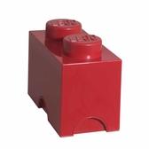 Lego Förvaring - Låda 2 röd