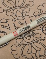 Pigma Brush Pen
