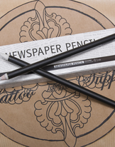 Newspaper Pencil 12 pack