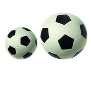 Fotboll gummi soft
