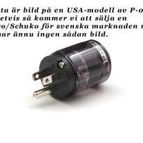 P-004e Euro/ Schuko
