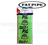 Angry Birds Wristband Green (Pig Out) 2-pack