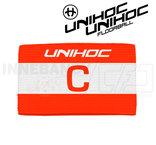 Unihoc Captain's band Skipper red / white