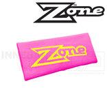 Zone Wristband Miami King Size cerise/neon yellow