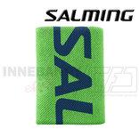 Salming Wristband Logo gecko green / navy