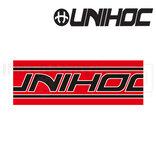 UNIHOC Headband Magic Wide red