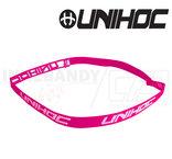 UNIHOC Hairband cerise