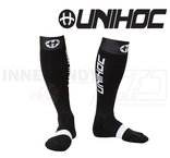 Unihoc Sock Badge - Black
