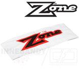 ZONE Headband Mid white