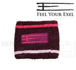 Exel Wristband E short purple