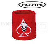 Fat Pipe Wristband Casino 2-pack red