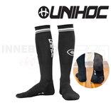 Unihoc Sock XLNT - Black