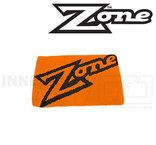 Zone Wristband Mega neon orange