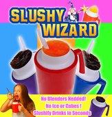 Slushy Wizard - inte glass inte dryck - något mittemellan!