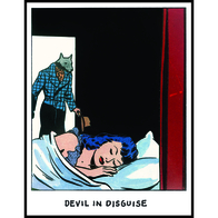 Magnet Jan Stenmark 'Devil'