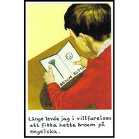 Magnet Jan Stenmark 'Broom'