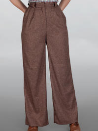 The 40's work pants. Brown salt & pepper