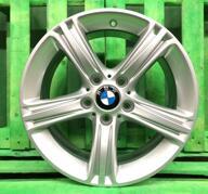 "17"" BMW ORIGINAL - 393 - SILVER - 7,5X17 - ET37 - 72,6"
