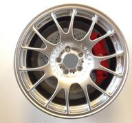 "18"" WZ Sport Hyper silver 5x112 - 8x18 - ET45 - 66,6"