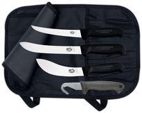 Jakt-/Slaktset Victorinox, 4 knivar