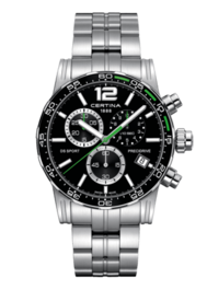 Certina DS Sport Chronograph 1/10 sec
